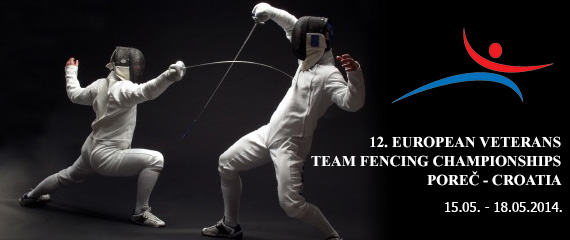 European Veterans Team Fencing Championship
