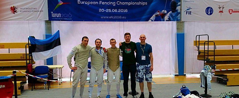 Euros team