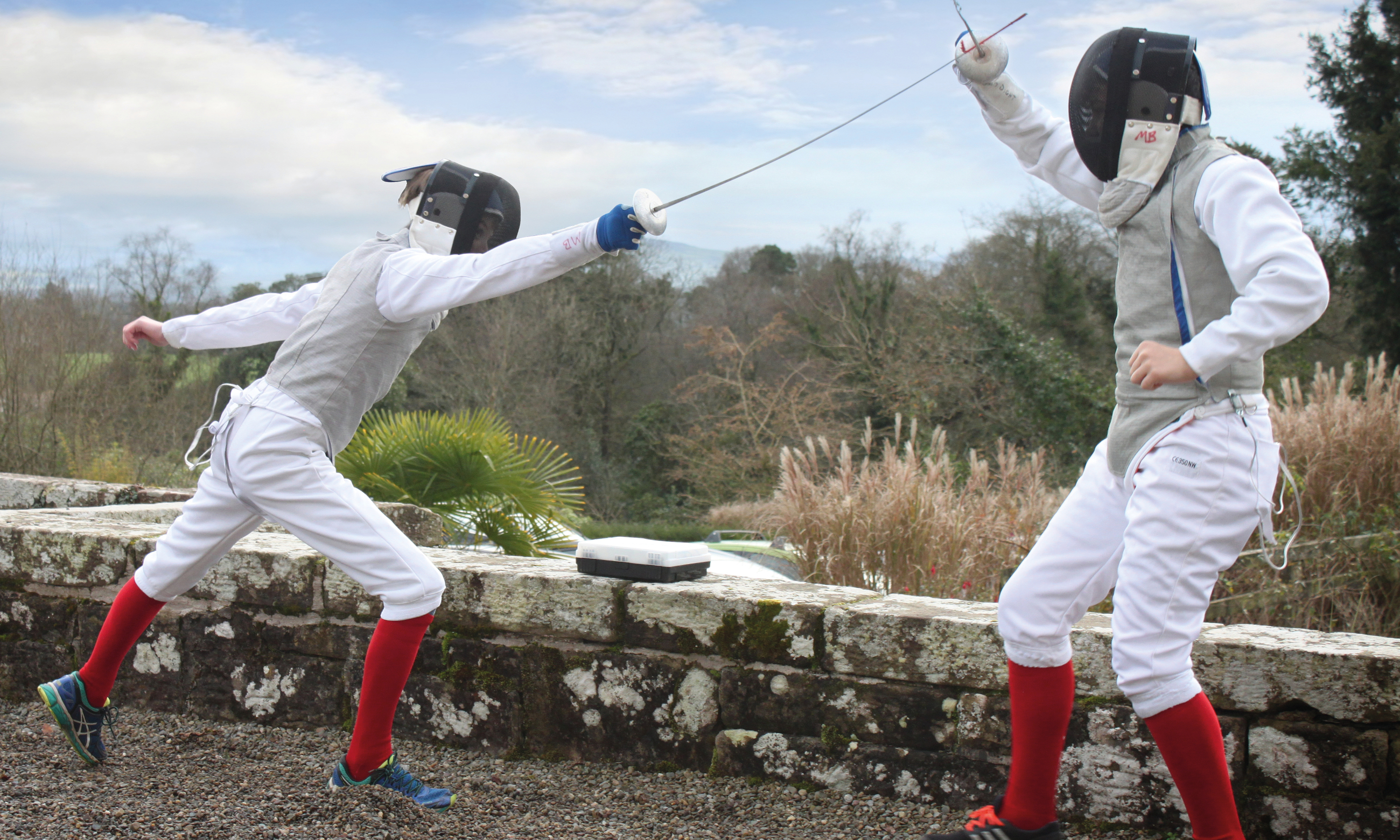Join the Interschool Fencing Programme